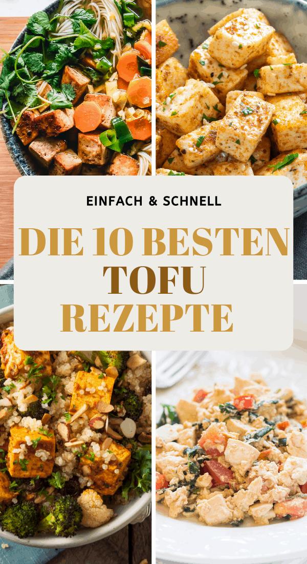 10 Tofu Rezepte