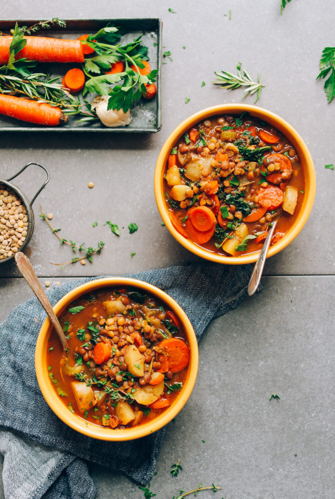 one-pot-lentil-soup