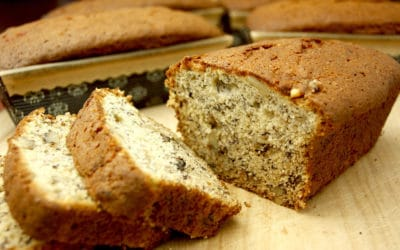 Vegan Banana Bread – Sugar-free and Simple