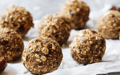 10 vegane Snacks in unter 10 Minuten